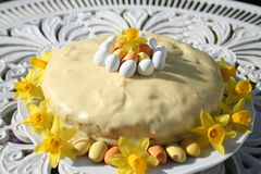 Easter cake Stock Photos