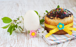 Easter cake Royalty Free Stock Image