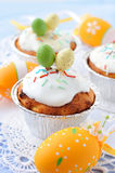 Easter cakes Royalty Free Stock Photo