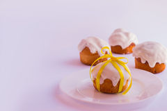 Easter cakes. Stock Photo