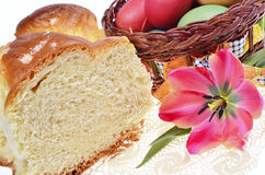 Easter cakes Stock Images