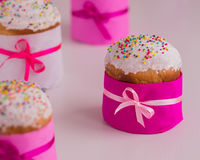 Easter cakes. Royalty Free Stock Photo