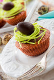 Easter cakes Stock Photo