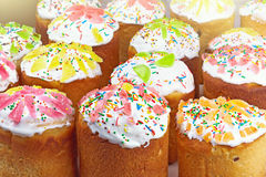 Easter cakes, Royalty Free Stock Photography
