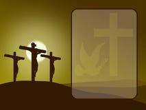 Easter - Calvary Imagem de Stock