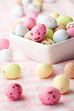 Easter candy Stock Photos