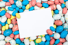 Easter Candy Stock Image