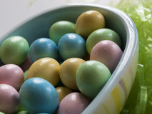 Easter candy royalty free stock image