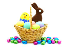 Easter candy Stock Photography