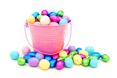 Easter candy Stock Images