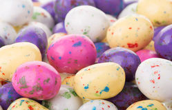 Easter Candy Background Stock Photos