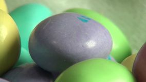 Easter Candy, Sweets, Suger, Treats stock video