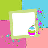 Easter card stock images