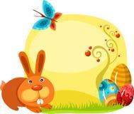 Easter card Stock Photos