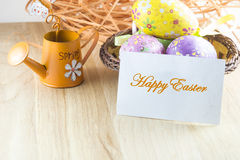 Free Easter Card Royalty Free Stock Photos - 51938408