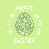 Easter card6 Royalty Free Stock Photography