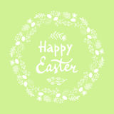 Easter card5 Stock Photography