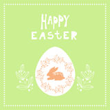 Easter card4 Stock Images