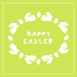 Easter card12 Stock Photo