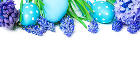 Easter card, easter decoration Royalty Free Stock Photos