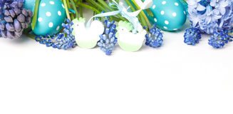 Easter card, easter decoration Stock Photos