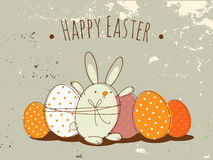 Easter card Royalty Free Stock Photos