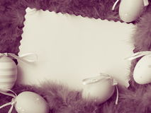 Easter card - Stock Photos Stock Photography