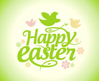Easter card. Royalty Free Stock Photo