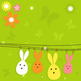Easter card3 Royalty Free Stock Photos