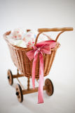 Easter cart Royalty Free Stock Photo