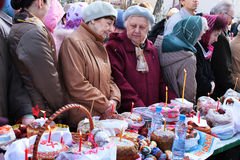 Easter Celebration 2011, Russia Royalty Free Stock Photo