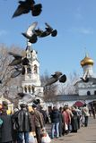 Easter celebration 2011, Russia Royalty Free Stock Photos