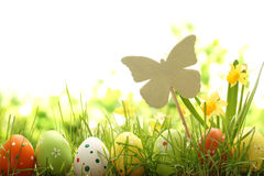 Easter celebration Royalty Free Stock Image
