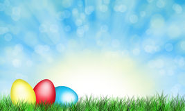 Easter celebration Stock Images