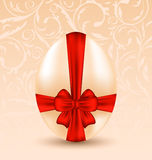 Easter celebration background with egg Royalty Free Stock Photos