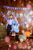 Easter celebration Stock Photography
