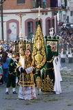Easter celebration parade Royalty Free Stock Photos