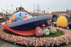 Easter Celebration at Tokyo DisneySea Royalty Free Stock Image