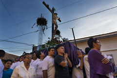 Easter celebrations in Leon, Nicaragua Royalty Free Stock Photo