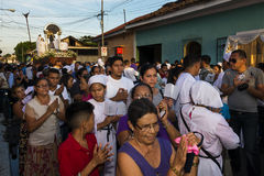Easter celebrations in Leon, Nicaragua Royalty Free Stock Photography