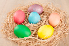 Easter center Stock Photography