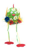 Easter chicken toy Royalty Free Stock Images