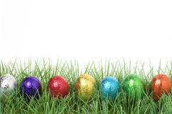 Easter chocolate Stock Image