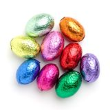 Easter chocolate Royalty Free Stock Images