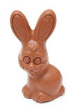 Easter chocolate bunny Royalty Free Stock Photos