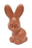 Easter chocolate bunny Royalty Free Stock Photos
