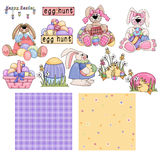 Easter Clipart 3 Stock Photos