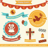 Easter Clipart Royalty Free Stock Image