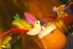 Easter coctail Stock Photography