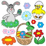 Easter collection 01 Royalty Free Stock Photo
